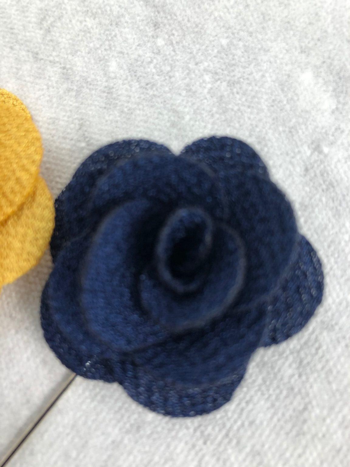 Flower Lapel Pins