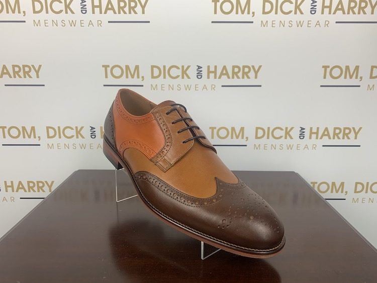 Lacuzzo Brown Shoe